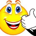 Smiley positif