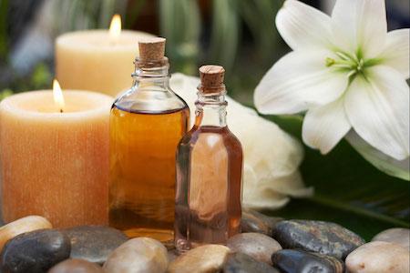 Utiliser huiles essentielles peau
