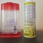 Combat gel douche naturel vs conventionnel