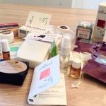 Slow cosmétique : découverte de produits cosmétiques naturels