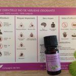 Comment utiliser l'huile essentielle de verveine citronnée ? (le guide complet)